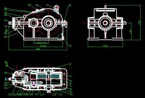 新乡机械CAD制图cad软件培训班