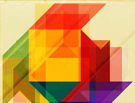 平面设计中色彩的表现力的具体表现