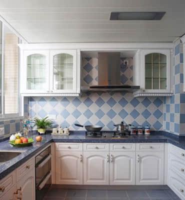 室内设计地中海风格厨房装修特点