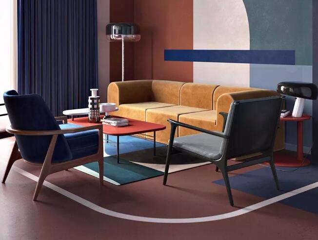 色彩对室内设计的重要性具体表现